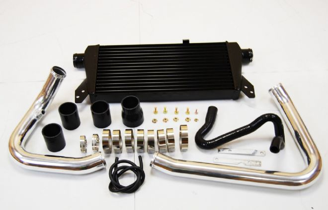 FMIC TURBO INTERCOOLER KIT FOR AUDI A4 B5 1.8T 20V BLACK 159.99